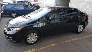Used 2012 Honda Civic LX for sale in North York, ON