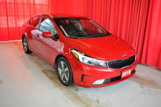 Used 2018 Kia Forte LX+ | Rear View Camera | 7 Display for sale in Listowel, ON
