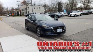 Used 2018 Mazda MAZDA3 GT for sale in Toronto, ON