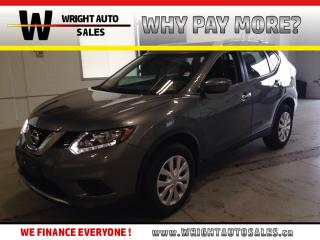 Used 2016 Nissan Rogue S|BACKUP CAMERA|BLUETOOTH|41,581 KMS for sale in Cambridge, ON
