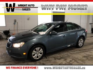 Used 2012 Chevrolet Cruze LT Turbo W|AIR CONDITIONING|163,480 KM for sale in Cambridge, ON