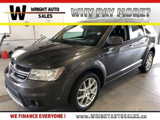 Used 2016 Dodge Journey R/T|AWD|LEATHER|BLUETOOTH|74,010 KMS for sale in Cambridge, ON