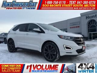 Used 2015 Ford Edge SPORT/PANO/NAV/LEATHER/HTD STS & MORE!!! for sale in Milton, ON