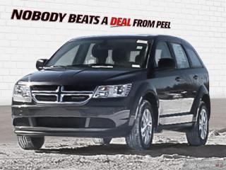 New 2019 Dodge Journey CVP/SE for sale in Mississauga, ON