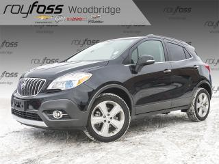 Used 2015 Buick Encore AWD, BACKUP CAM for sale in Woodbridge, ON