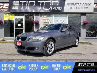 Used 2011 BMW 3 Series 328i xDrive Classic Edition ** AWD, Nav, Leather * for sale in Bowmanville, ON