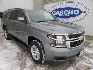 Used 2018 Chevrolet Suburban LS|4x4|8 Passenger|WIFI for sale in Kitchener, ON