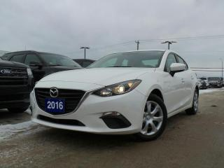 Used 2016 Mazda MAZDA3 GX PUSH BUTTON START for sale in Midland, ON