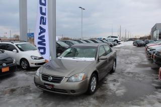 Used 2003 Nissan Altima SL for sale in Whitby, ON
