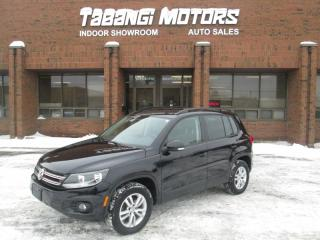 Used 2015 Volkswagen Tiguan TRENDLINE | HTDSEATS | KEYLESS ENTRY| CRUISE | 2.0T for sale in Mississauga, ON