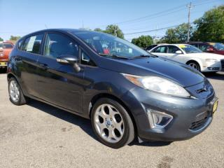 Used 2011 Ford Fiesta 5dr HB SES for sale in Mississauga, ON