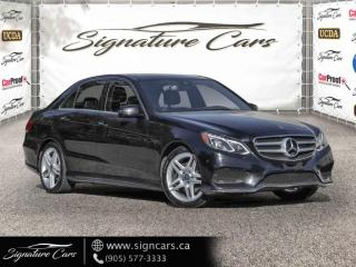 Used 2014 Mercedes-Benz E-Class 4dr Sdn E350 4MATIC for sale in Mississauga, ON