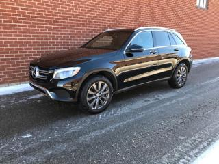 Used 2016 Mercedes-Benz GLC 300 4MATIC 4MATIC 4dr GLC300 for sale in Mississauga, ON