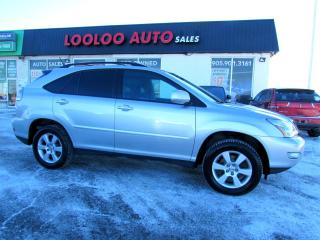 Used 2009 Lexus RX 350 AWD NAVIGATION CAMERA CERTIFIED 2YR WARRANTY for sale in Milton, ON