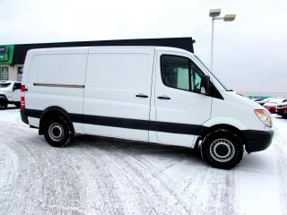 Used 2007 Mercedes-Benz Sprinter Van 2500 144-in. DIESEL CERTIFIED 2 YEARS WARRANYT for sale in Milton, ON