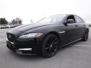 Used 2017 Jaguar XF -Series 35t R-Sport AWD for sale in Burnaby, BC
