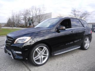 Used 2015 Mercedes-Benz ML-Class ML550 4MATIC for sale in Burnaby, BC