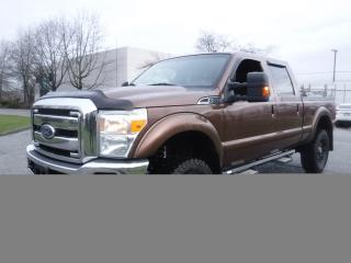 Used 2011 Ford F-250 SD Lariat FX4 Crew Cab Regular Box 4WD for sale in Burnaby, BC