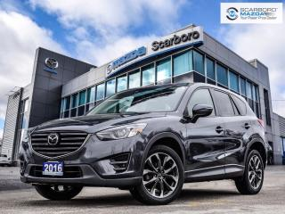 Used 2016 Mazda CX-5 GT|TECH|NAV|AWD|LEATHER for sale in Scarborough, ON