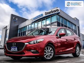 Used 2018 Mazda MAZDA3 GS|BLIND SPOT MONITORING for sale in Scarborough, ON