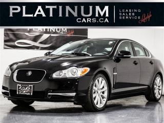 Used 2010 Jaguar XF Premium 385HP V8, CAM, BLINDSPOT, Sunroof for sale in Toronto, ON