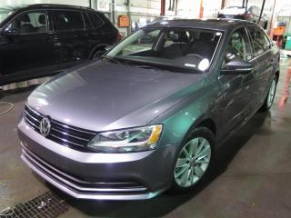 Used 2015 Volkswagen Jetta Sedan Trendline+ for sale in St-Léonard, QC
