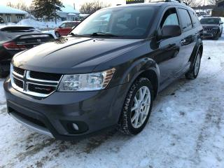 Used 2014 Dodge Journey R/T-CUIR for sale in Québec, QC