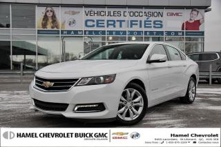 Used 2018 Chevrolet Impala LT for sale in St-Léonard, QC