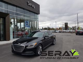 Used 2015 Hyundai Genesis 3.8 Tech., Awd for sale in Chambly, QC