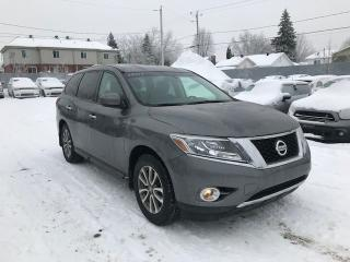 Used 2015 Nissan Pathfinder S A/c Mags for sale in St-Constant, QC