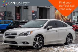 Used 2016 Subaru Legacy 3.6R w/ Limited&Tech Pkg|Sunroof|Backup Cam|Nav for sale in Thornhill, ON