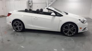 Used 2016 Buick Cascada for sale in St-Hyacinthe, QC
