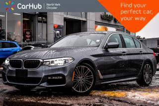 Used 2017 BMW 5 Series 540i xDrive|AWD|Sunroof|H/K Audio|Keyless_Entry|Bluetooth|18