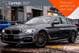 Used 2017 BMW 5 Series 540i xDrive|AWD|Sunroof|H/K Audio|Keyless_Entry|Bluetooth|18