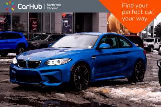Used 2017 BMW M2  Manual H/K Audio Nav Keyless_Entry Keyless_Go Backup_Cam 19