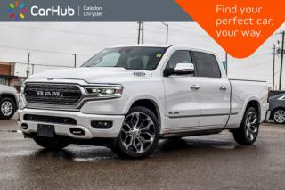New 2019 RAM 1500 New Truck Limited|4x4|Navi|Pano sunroof|Backup Cam|Bluetooth|Blind Spot|P Parking|22