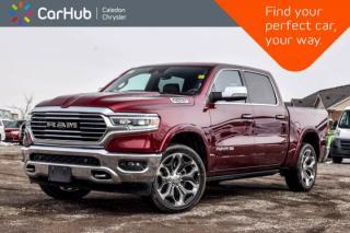 New 2019 RAM 1500 New truck Laramie Longhorn 4x4|Navi|Pano Sunroof|P Parking|Blind spot|360 Camera|R-Start|22