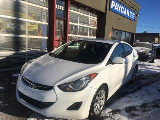 Used 2013 Hyundai Elantra L for sale in Kitchener, ON
