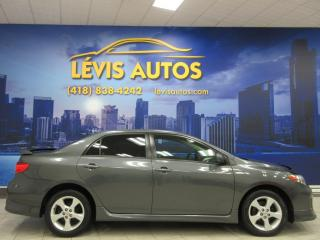 Used 2012 Toyota Corolla S A/c for sale in Lévis, QC
