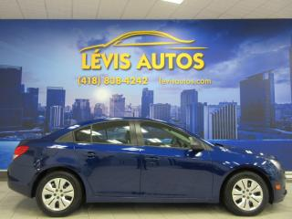 Used 2013 Chevrolet Cruze LS for sale in Lévis, QC