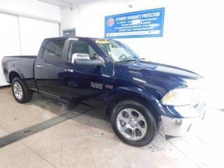 Used 2018 RAM 1500 Laramie 4X4 LEATHER SUNROOF for sale in Listowel, ON
