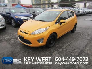 Used 2011 Ford Fiesta SES Hatchback *One Owner* Sunroof Leather Heated Seats for sale in New Westminster, BC