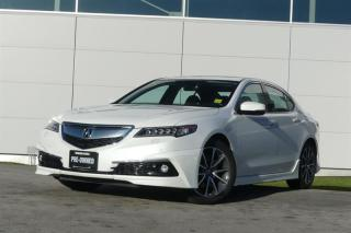 Used 2015 Acura TLX 3.5L SH-AWD w/Elite Pkg *Aero Kit* for sale in Vancouver, BC