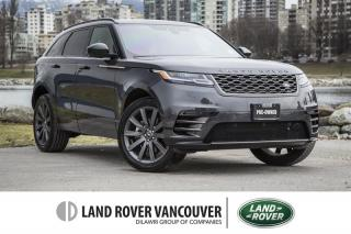 Used 2018 Land Rover RANGE ROVER VELAR P380 HSE R-Dynamic *Certified Pre-Owned 6yr/160,000km Warranty! for sale in Vancouver, BC
