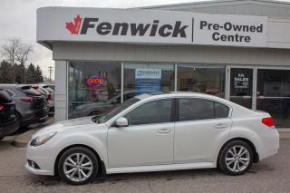 Used 2013 Subaru Legacy Sedan 2.5 I Touring Package at for sale in Sarnia, ON
