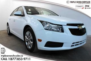 Used 2013 Chevrolet Cruze LT Turbo REMOTE START - SUNROOF for sale in Regina, SK