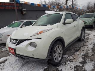 Used 2012 Nissan Juke SL for sale in Oshawa, ON