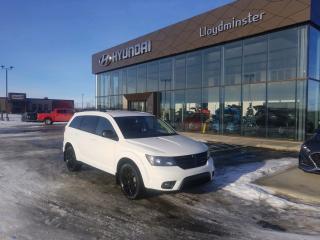 Used 2017 Dodge Journey SXT for sale in Lloydminster, SK