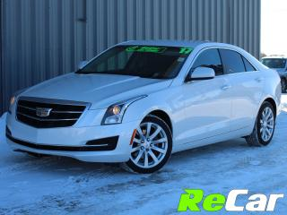 Used 2017 Cadillac ATS 2.0L Turbo AWD | HEATED LEATHER | BACKUP CAM for sale in Fredericton, NB