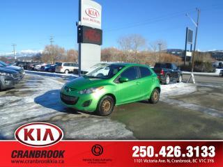Used 2012 Mazda MAZDA2 GX for sale in Cranbrook, BC